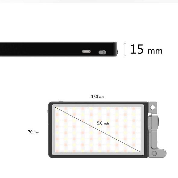 Boling RGB 2500K-8500K 全彩迷你LED補光燈 BL-P1