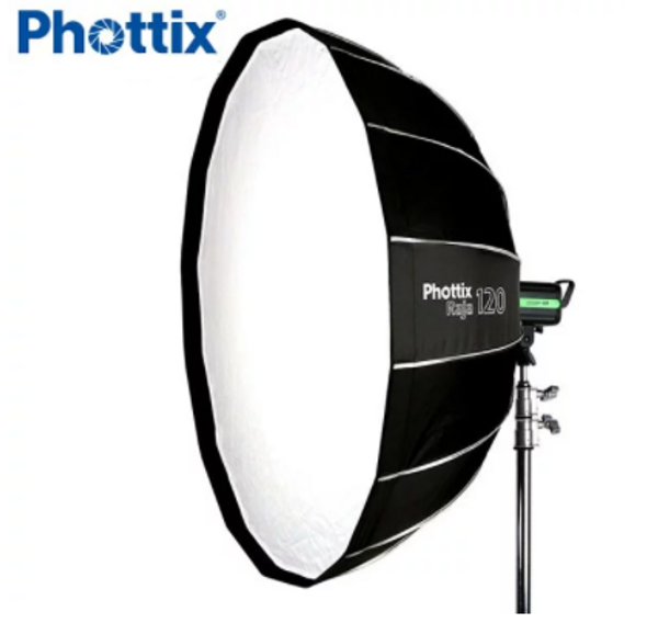 Phottix Raja Quick-Folding Octa Softbox 120cm 快開柔光箱