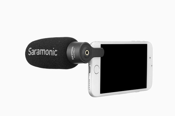 Saramonic SmartMic+ 智能電話收音咪
