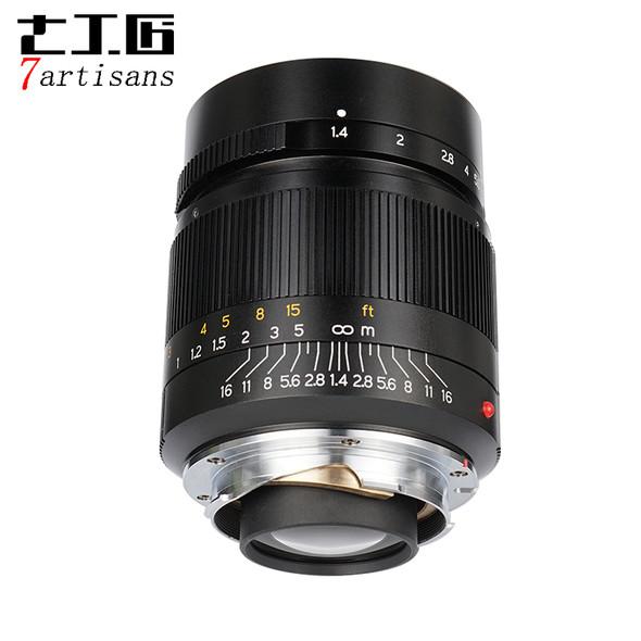 七工匠 7artisans 28mm F1.4 LM Leica m 鏡頭