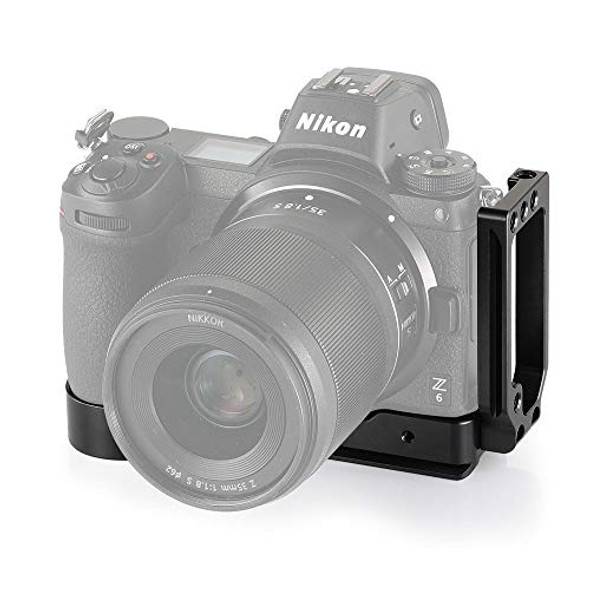 SmallRig L-Bracket for Nikon Z6 and Nikon Z7 Camera 2258