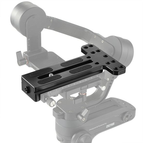 SmallRig Counterweight Mounting Plate (Arca type)for Zhiyun Weebill Lab Gimbal 2283