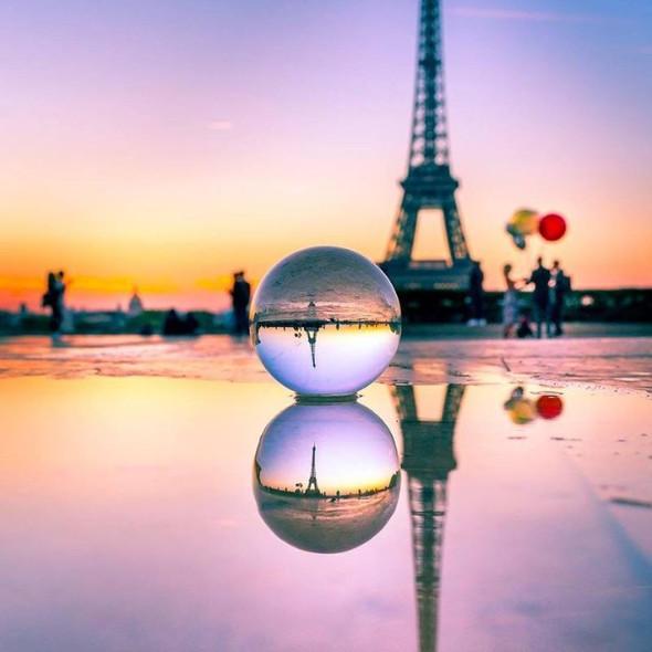 荷蘭 Lensball Small 水晶玻璃球濾鏡 Pocket 60mm