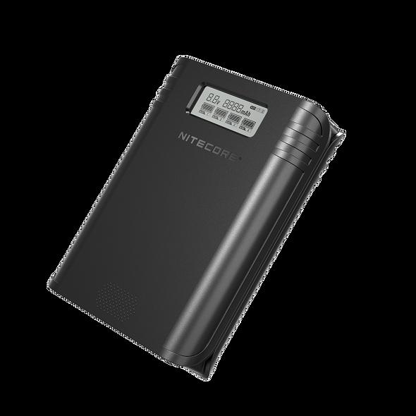 Nitecore F4 智能USB 4槽 充電及供電器