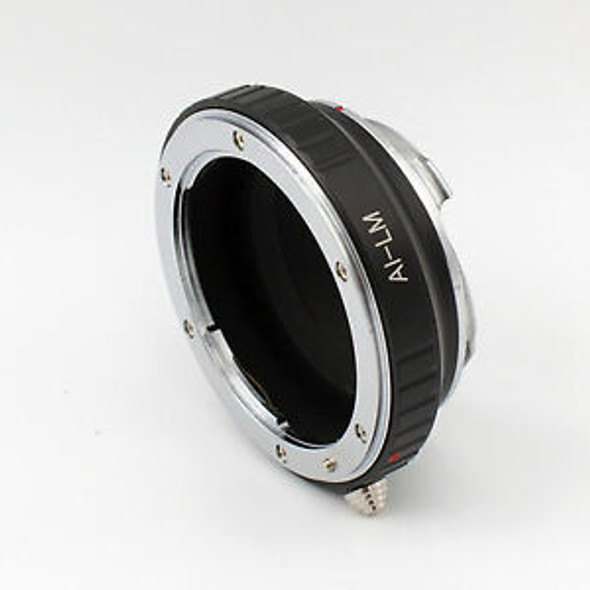 Pixco AI-LM Nikon AI F to Leica M Lens Adapter 鏡頭轉接環
