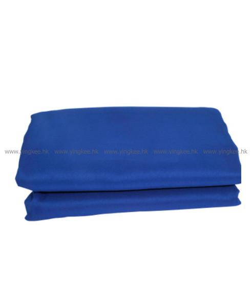 3m x 6m 棉質背景布 藍色 blue
