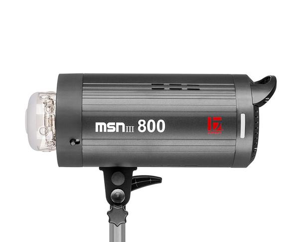 金貝Jinbei MSN III 800w高速閃光燈