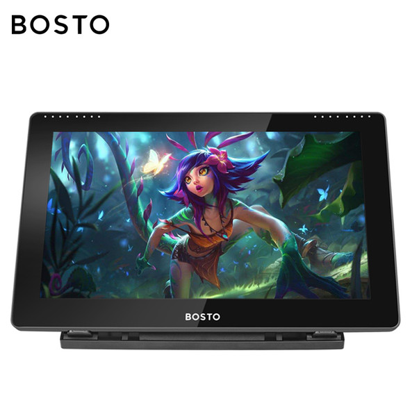 Bosto 16HDK Drawing Tablet Monitor 專業級顯示器繪圖板(快捷按鍵版本)