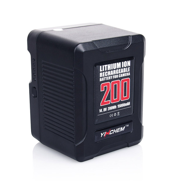 Yinchem YC-200S 15000mAH V-mount LI-ION Battery V接口鋰電池