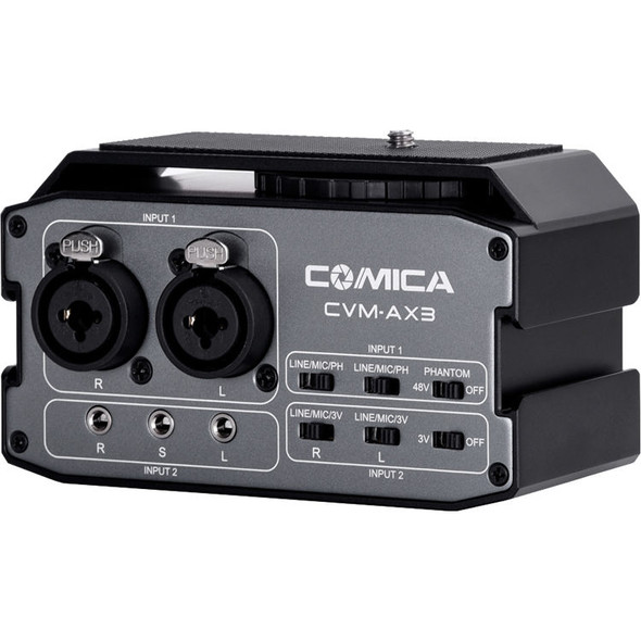 Comica CVM-AX3 Audio Mixer Adapter