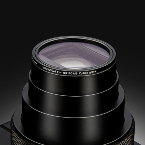 PROTANLE 天利 MRC UV Super Filter for Sony RX100VI