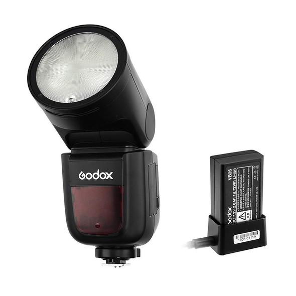 Godox 神牛 V1C  for Canon 閃光燈
