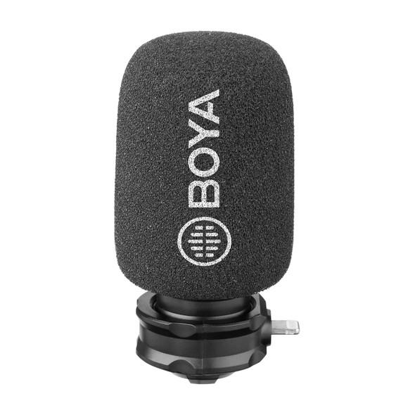 BOYA BY-DM200 Lightning MFI 手提電話收音咪