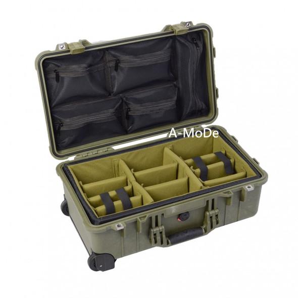 A-MoDe Pelican 1510 1535 LID1519C 整理袋