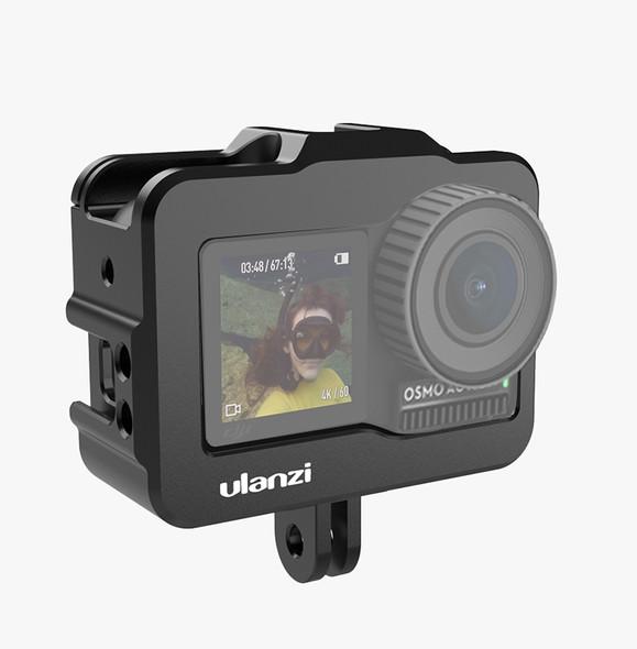 Ulanzi Osmo Action Vlog Cage 金屬保護套籠 OA-1