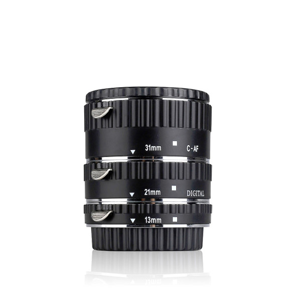 Meike 美科 MK-C-AF1A Macro Extension Tube for Canon DSLR 微距接環