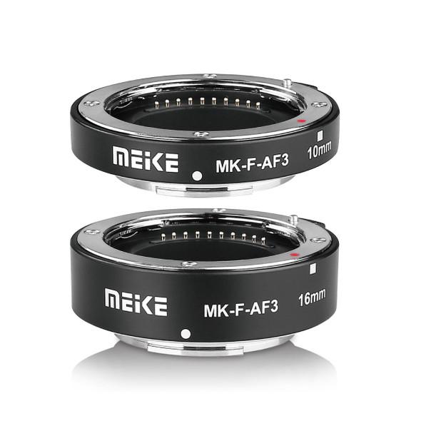 Meike 美科 MK-F-AF3A Macro Extension Tube Set for Fujifilm FX 微距接環
