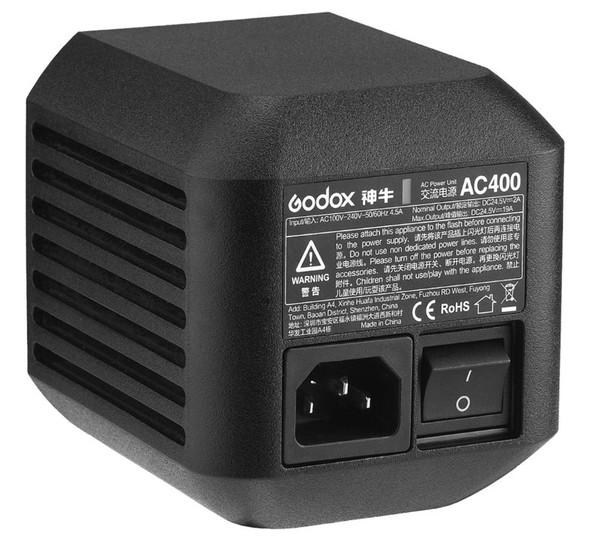 Godox 神牛 AC400 交流電配件 (適用於AD400pro)