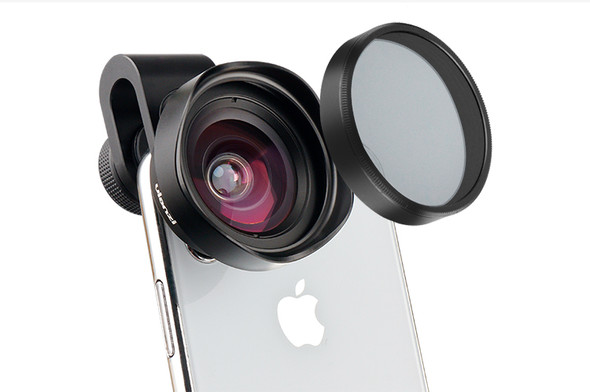 Ulanzi 16mm 電話用偏光廣角鏡