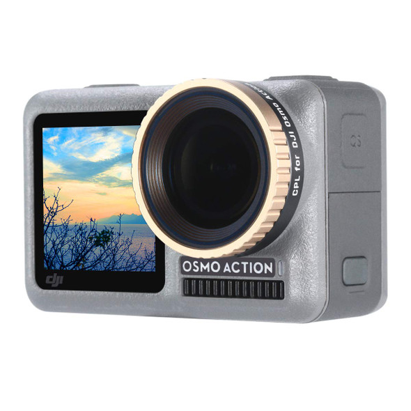 Ulanzi Osmo Action ND16 減光鏡