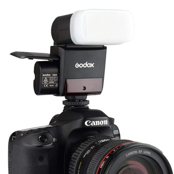 Godox 神牛 V350 C Canon TTL 鋰電機頂閃光燈