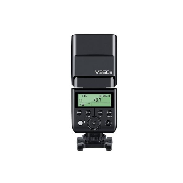 Godox 神牛 V350 N Nikon TTL 鋰電機頂閃光燈