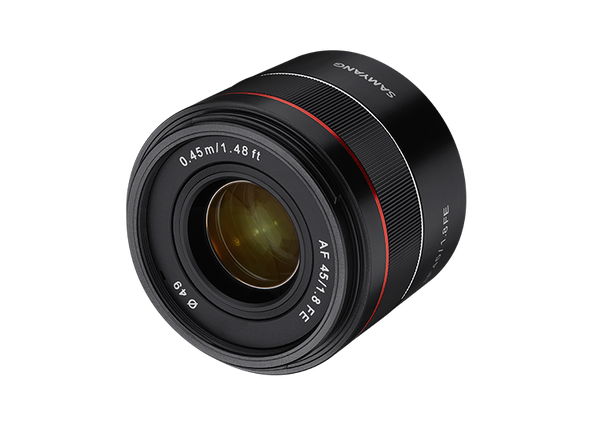 Samyang AF 45mm F1.8 FE (For Sony)