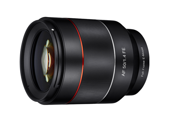 Samyang AF 50mm F1.4 FE (For Sony)