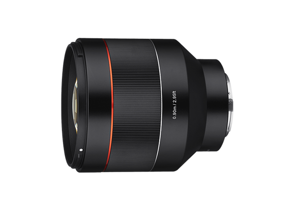 Samyang AF 85mm F1.4 FE (For Sony)