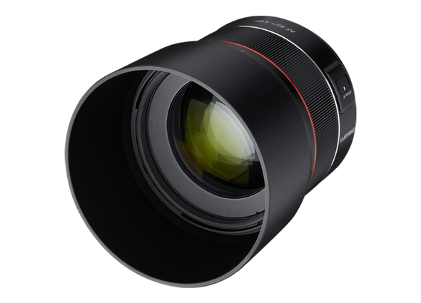 Samyang AF 85mm F1.4 EF (For Canon)