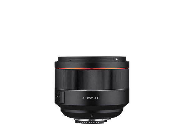 Samyang AF 85mm F1.4 F (For Nikon)