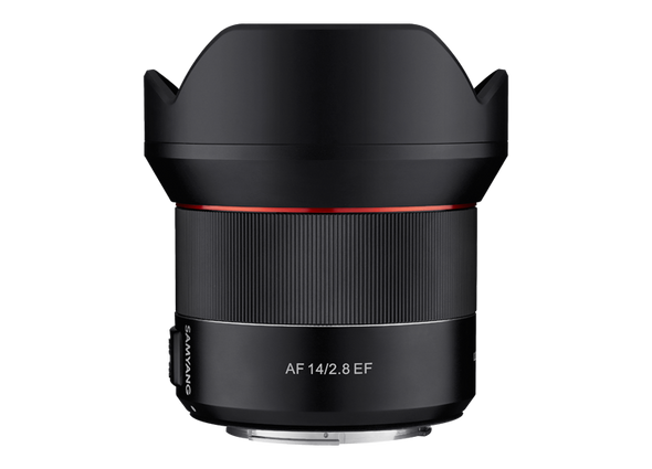 Samyang AF 14mm F2.8 EF (For Canon)