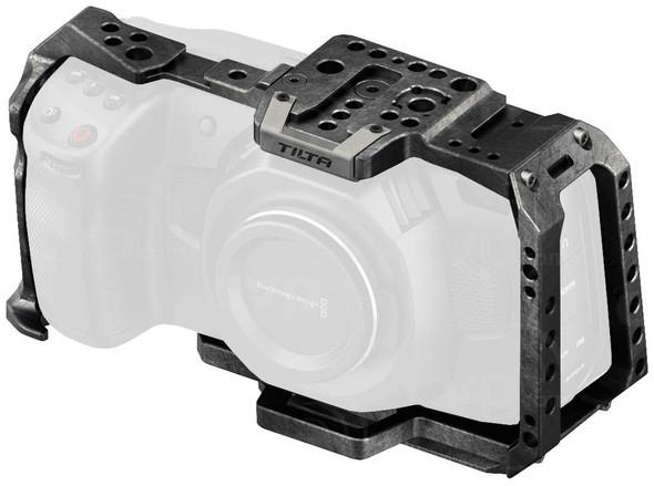 Tilta 鐵頭 TA-T01-FCC Full Cage BMPCC 4K/6K 戰術套籠 戰術灰色