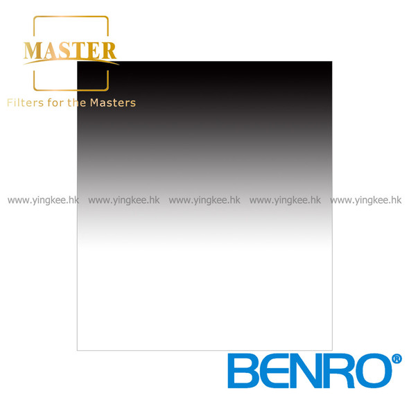 Benro Master GND4 (0.6) Hard 150 x 170 mm Glass Filter