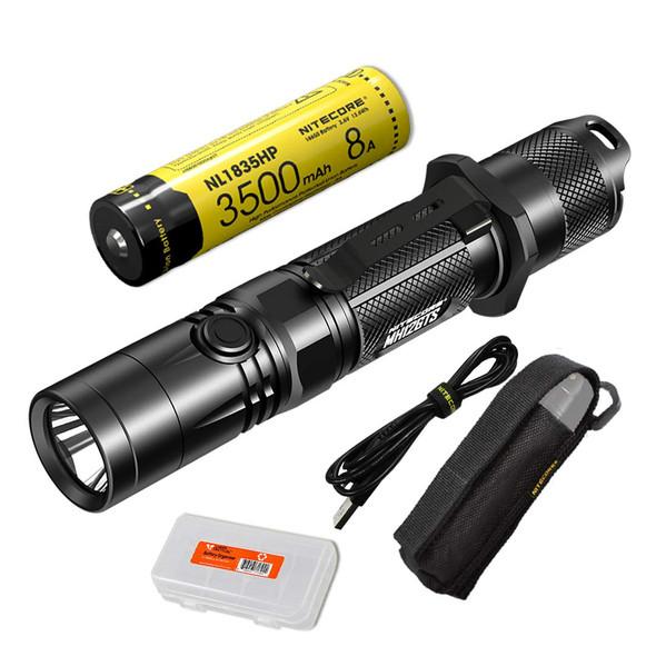 Nitecore MH12GTS 可充電強光手電筒