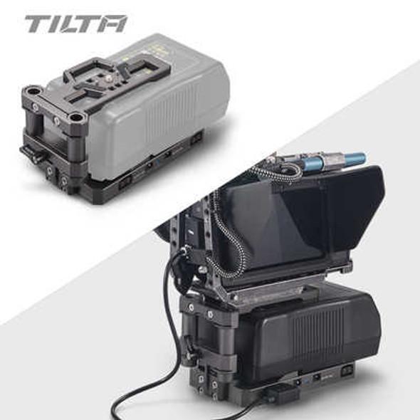 Tilta TA-BSP2-V-G V-Mount Battery Baseplate  BMPCC 4K Tilta Gray