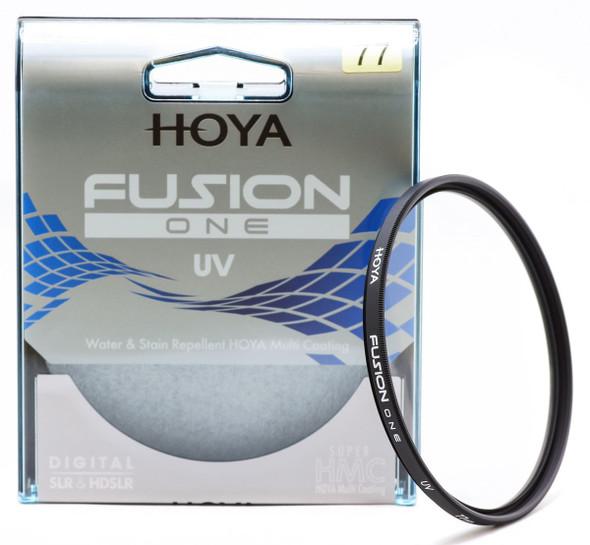 Hoya Fusion One UV 防靜電鏡頭UV濾鏡82mm