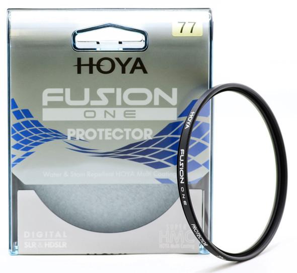 Hoya Fusion One Protector 防靜電鏡頭保護鏡55mm