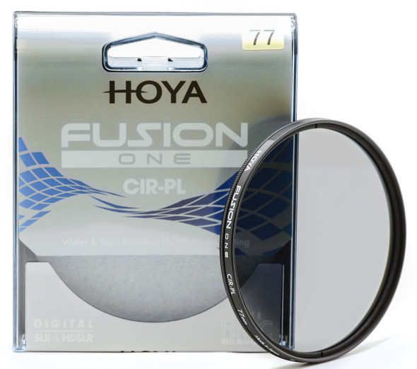 Hoya Fusion One CPL 防靜電鏡頭偏光濾鏡77mm