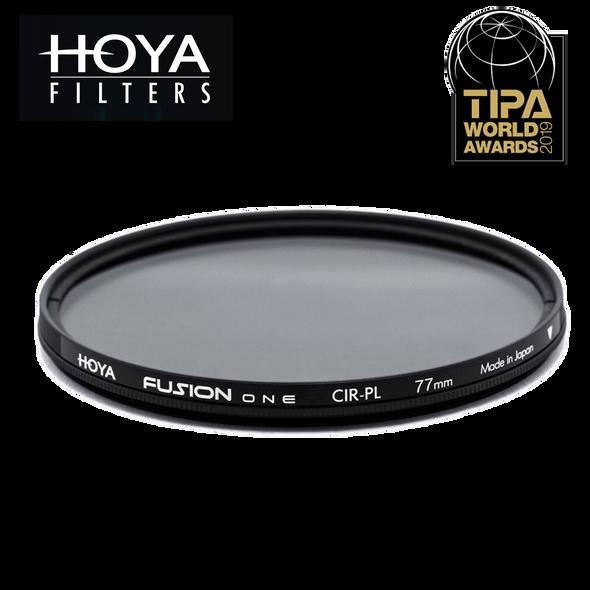 Hoya Fusion One CPL 防靜電鏡頭偏光濾鏡82mm
