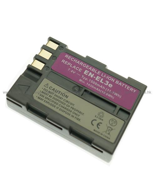 Powersmart DNK021 Nikon D300 D300S D700 EN-EL3e 代用電池
