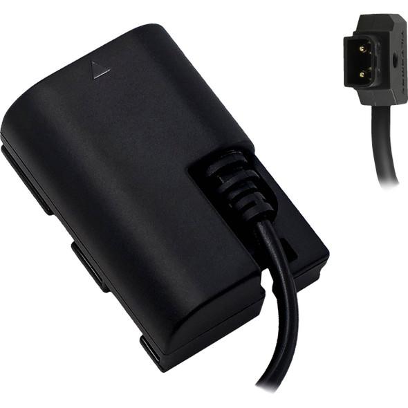 Tilta DB-LPE6-PTAP LP-E6 Dummy Battery to D-Tap Power Cable  BMPCC 4K/6K