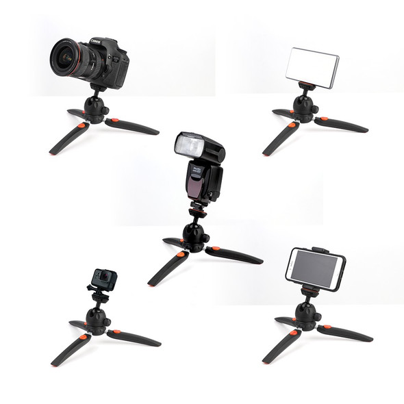 Phottix MT3 Mini Tripod 5-in-1 Kit Set