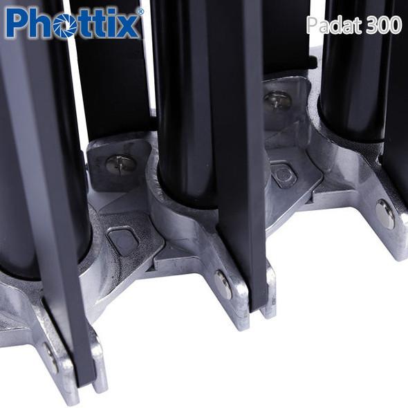 Phottix Padat 300 Compact Light Stand 可併接易攜帶 鋁合金氣壓式燈架 300cm/5kg