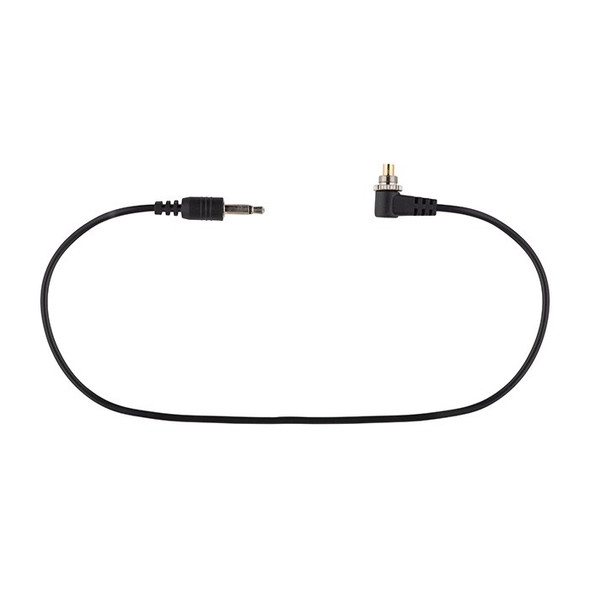 Phottix 3.5mm Male to locking PC sync cord 40cm