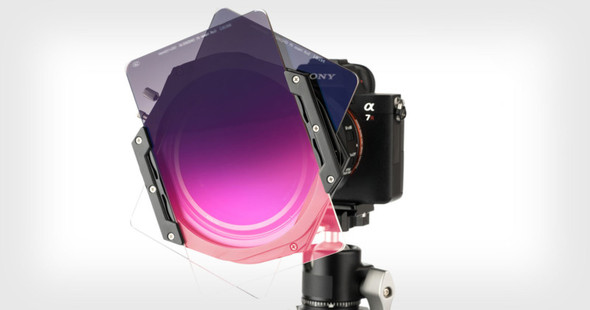 Nisi 耐司 Switch Dual Rotation 100mm Filter Holder