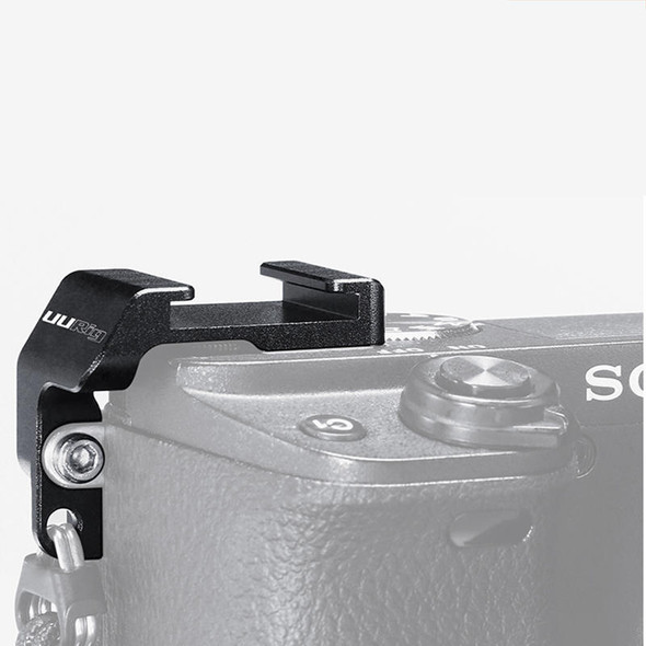 Ulanzi UUrig Sony A6400 熱靴擴充板 R011