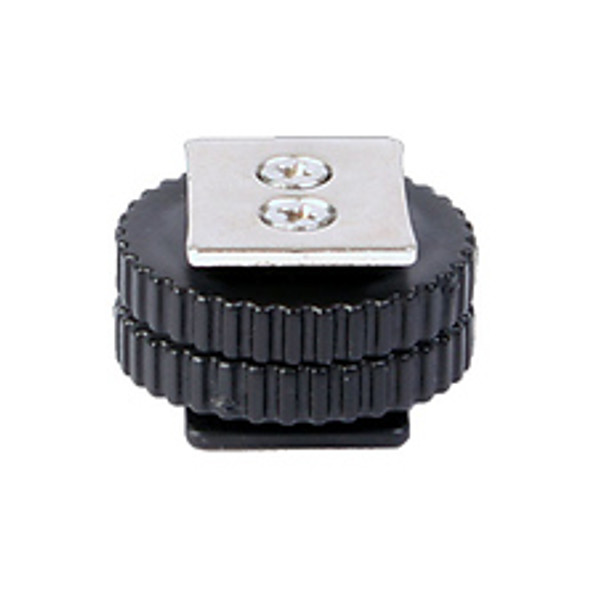 Flash Dual Cold Shoe (male to male) Adapter