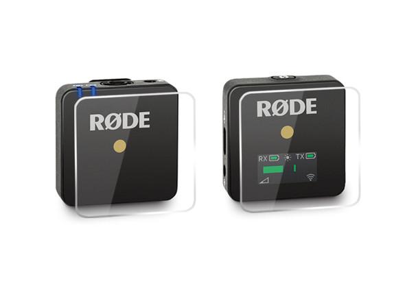 Zaeint Glass Film For Rode Wireless Go 保護貼