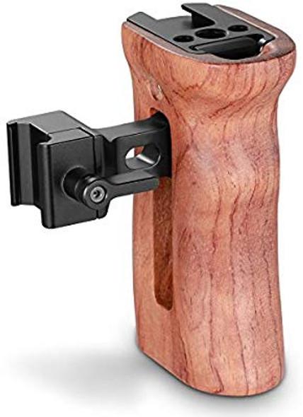 SmallRig Wooden NATO Side Handle 2187B